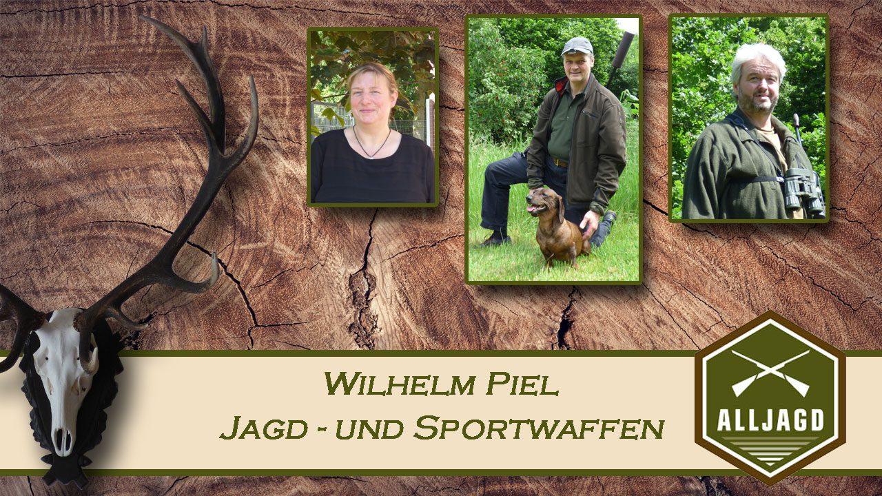 Wilhelm Piel e.K.    Jagd- und Sportwaffen